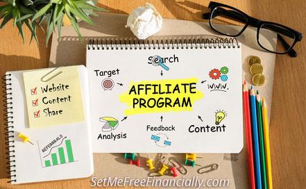 affiliate marketing desk
