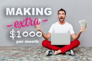make an extra $1000