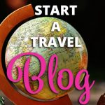 start-a-travel-blog
