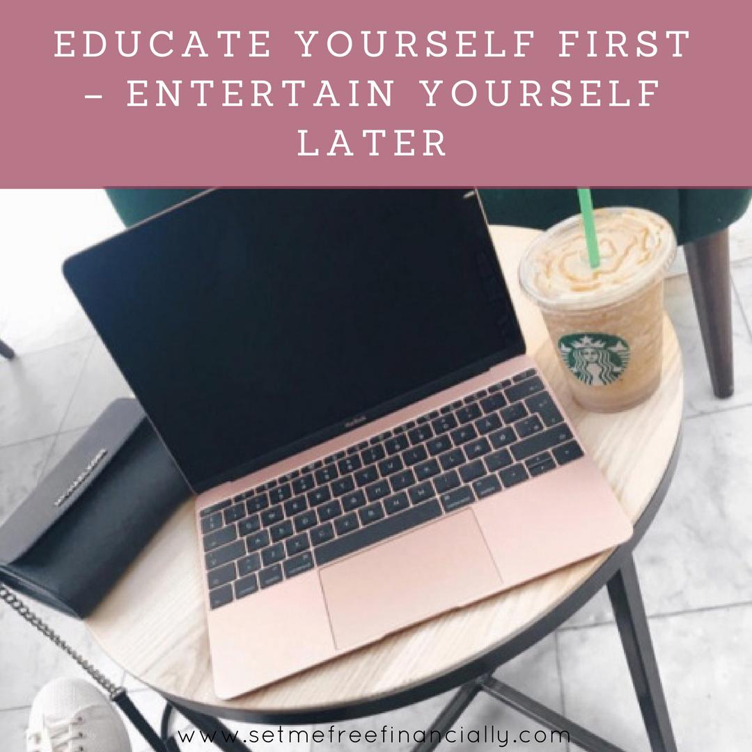 Successful Entrepreneurship Set Me Free Financially