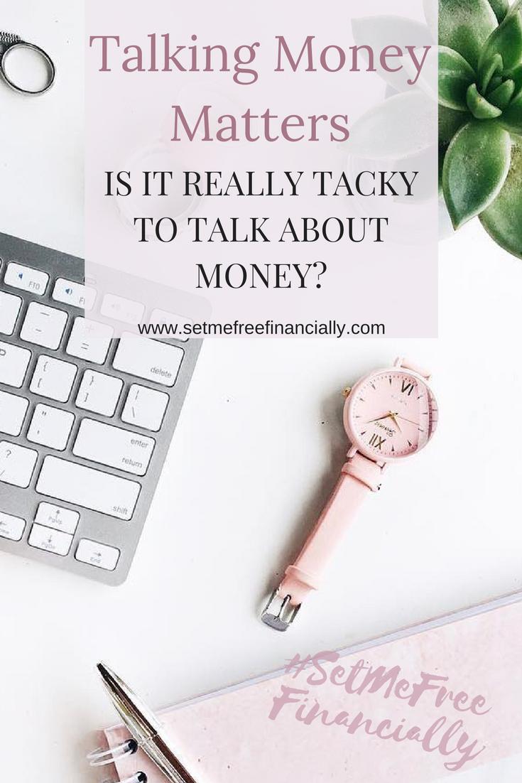 Talking Money Matters