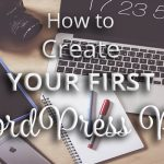 Create your first WordPress post