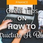 How to Structure A Blog