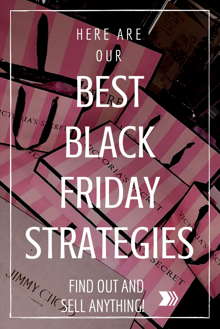 Black Friday Strategies