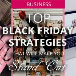 Black Friday Strategies